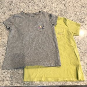 Other - Two girls medium vineyard vine lacrosse T-shirt's
